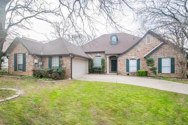 1128 Bent Oaks Drive, Denton, TX 76210 (MLS #14577960) :: The Tierny Jordan Network