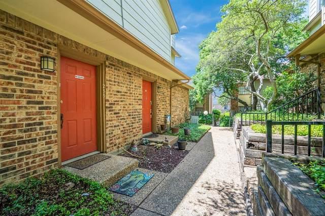 11311 Audelia Road #255, Dallas, TX 75243 (MLS #14577968) :: The Daniel Team