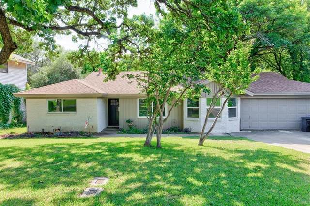 610 Eastcliff Drive, Euless, TX 76040 (MLS #14577974) :: The Mitchell Group