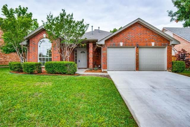2012 Choctaw Ridge Drive, Lewisville, TX 75067 (MLS #14577977) :: Real Estate By Design