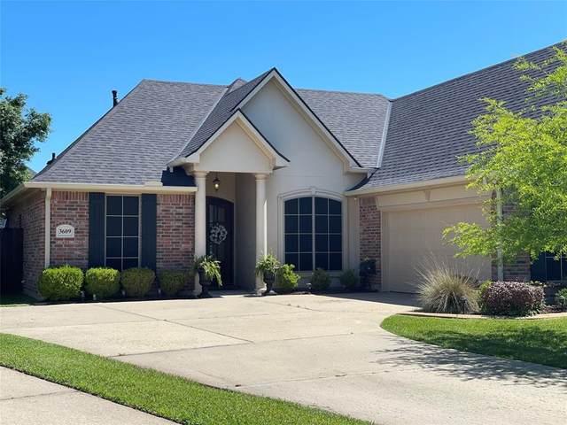 3609 Hanover Drive, Bossier City, LA 71111 (MLS #14577988) :: HergGroup Louisiana