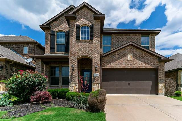 3837 Whisper Hollow Way, Fort Worth, TX 76137 (MLS #14578009) :: The Mitchell Group