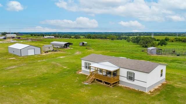 1750 County Road 386, Stephenville, TX 76401 (MLS #14578016) :: Team Hodnett