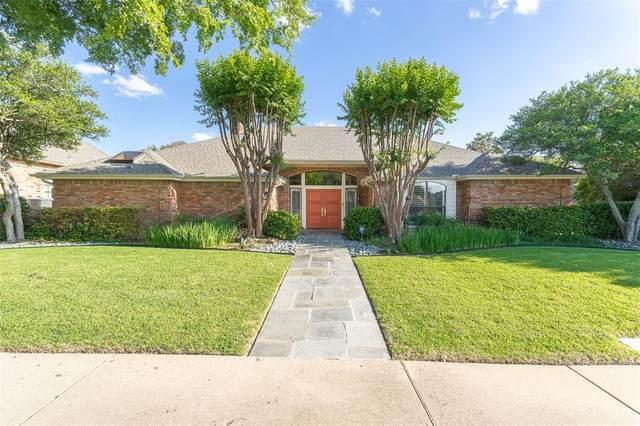 5828 Fallsview Lane, Dallas, TX 75252 (MLS #14578049) :: The Mitchell Group