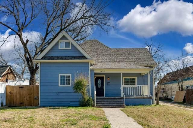 1433 S Travis Street, Sherman, TX 75090 (MLS #14578055) :: Premier Properties Group of Keller Williams Realty