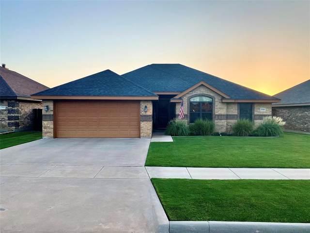 5010 Spring Creek Road, Abilene, TX 79602 (MLS #14578094) :: 1st Choice Realty