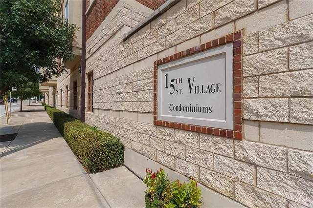 800 E 15th Street #202, Plano, TX 75074 (MLS #14578096) :: DFW Select Realty