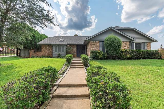 3400 Ainsworth Court, Arlington, TX 76016 (MLS #14578123) :: Real Estate By Design