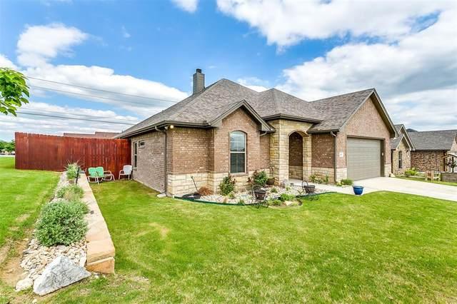 1601 Summercrest Drive, Cleburne, TX 76033 (MLS #14578157) :: The Good Home Team