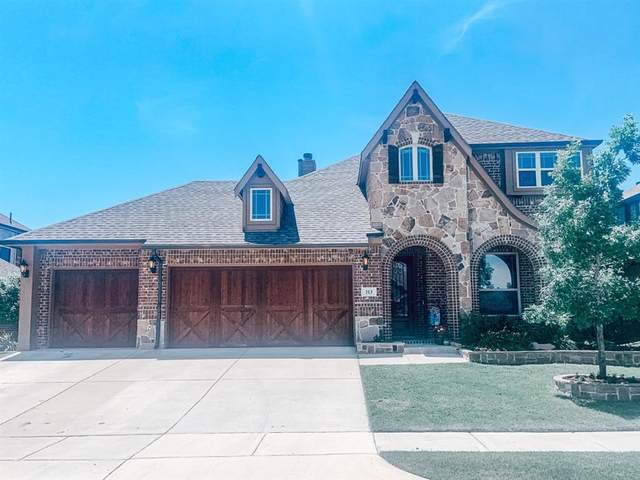 313 Eastbrook Drive, Anna, TX 75409 (MLS #14578164) :: The Mitchell Group