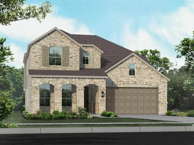 615 Claverton Lane, Forney, TX 75126 (MLS #14578169) :: Team Hodnett