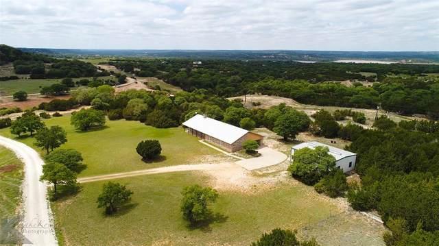 701 A Heinz Ranch Rd, Tuscola, TX 79562 (MLS #14578175) :: The Tierny Jordan Network
