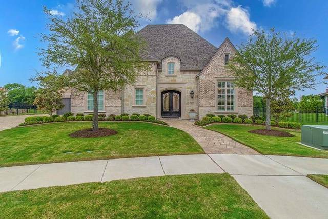 3051 Creekwood Lane, Prosper, TX 75078 (MLS #14578186) :: Premier Properties Group of Keller Williams Realty