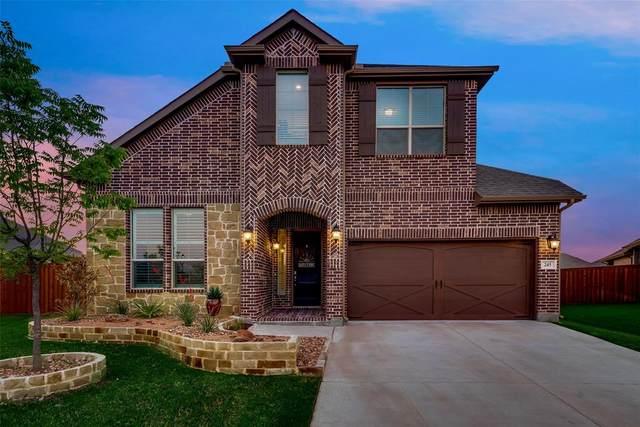 245 Palmerston Drive, Aledo, TX 76008 (MLS #14578193) :: Lisa Birdsong Group | Compass