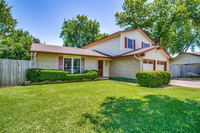 1904 Meadow Glen, Irving, TX 75060 (MLS #14578201) :: Premier Properties Group of Keller Williams Realty