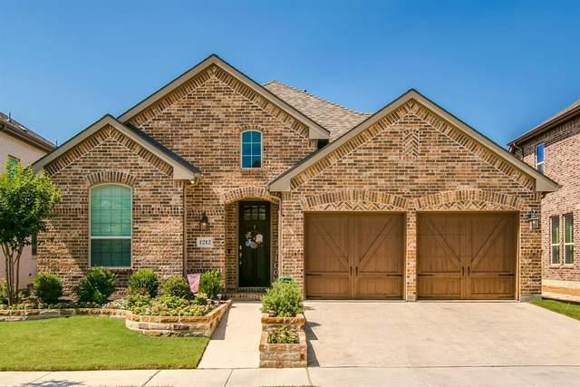 1212 3rd Street, Argyle, TX 76226 (MLS #14578214) :: Team Hodnett