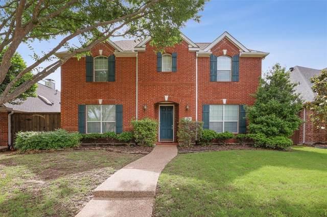 4613 Refugio Road, Frisco, TX 75034 (MLS #14578217) :: Wood Real Estate Group