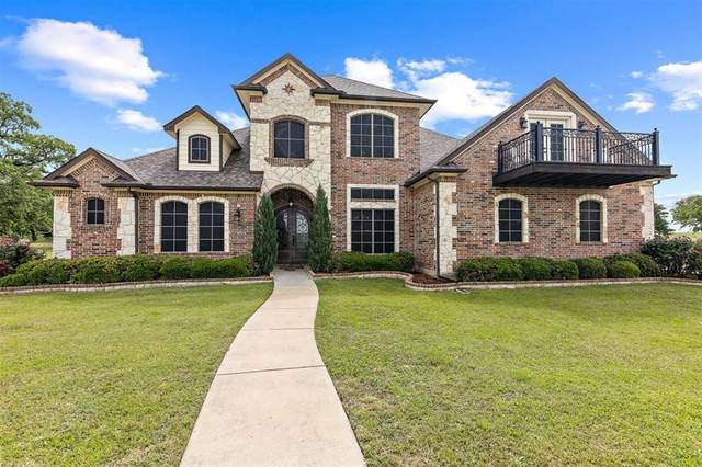 107 Walnut Creek Lane, Boyd, TX 76023 (MLS #14578224) :: HergGroup Louisiana