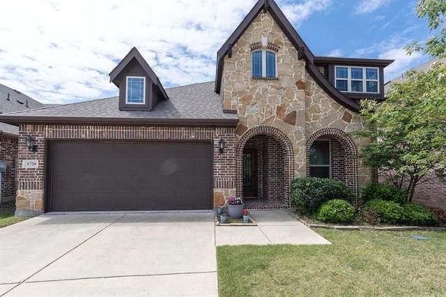 1720 Zebra Finch Drive, Little Elm, TX 75068 (MLS #14578225) :: Real Estate By Design