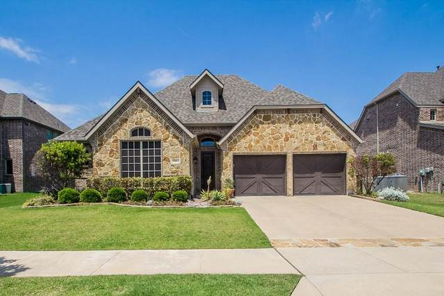 13862 Mammoth Cave Lane, Frisco, TX 75035 (MLS #14578227) :: Real Estate By Design