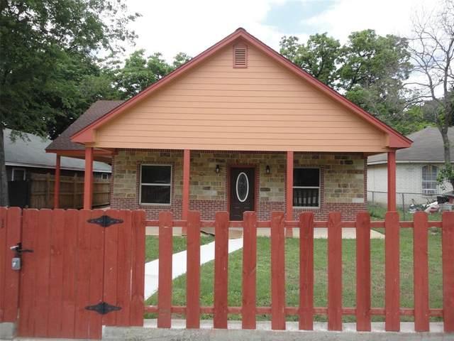 3311 Avenue M, Fort Worth, TX 76105 (MLS #14578232) :: The Daniel Team