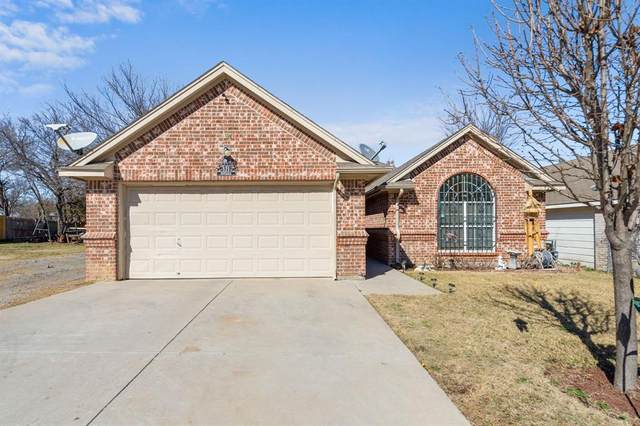925 Bessie Street, Fort Worth, TX 76104 (MLS #14578270) :: Rafter H Realty