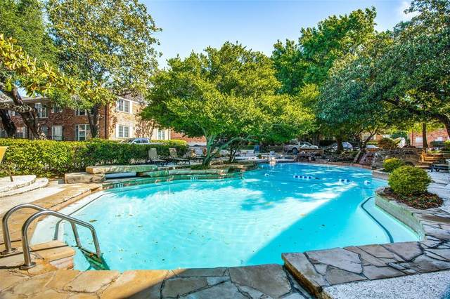 3012 Mahanna Springs Drive B, Dallas, TX 75235 (MLS #14578284) :: The Daniel Team