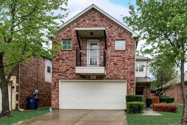 8383 Timberbrook Lane, Dallas, TX 75249 (MLS #14578300) :: The Mitchell Group