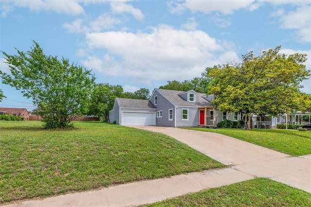 3325 Meadowbrook Drive, Fort Worth, TX 76103 (MLS #14578310) :: Rafter H Realty