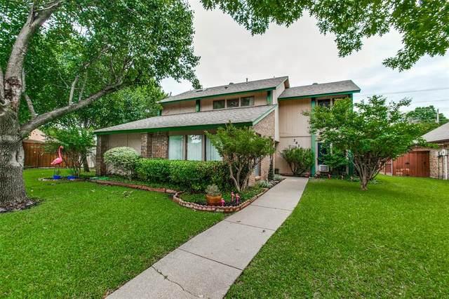 2614 Crestedge Drive, Garland, TX 75044 (MLS #14578321) :: The Good Home Team