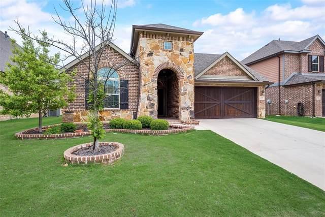 8233 Whistling Duck Drive, Fort Worth, TX 76118 (MLS #14578329) :: Premier Properties Group of Keller Williams Realty