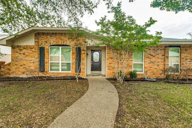 5040 Frontier Lane, Plano, TX 75023 (MLS #14578330) :: Lisa Birdsong Group | Compass