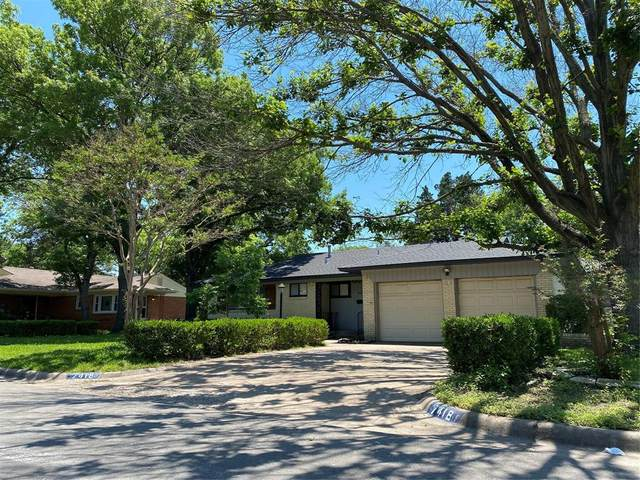 7418 Vallejo Drive, Dallas, TX 75227 (MLS #14578335) :: The Mitchell Group