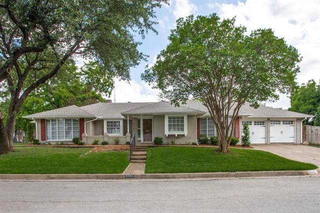 3501 Manchester Street, Fort Worth, TX 76109 (#14578345) :: Homes By Lainie Real Estate Group