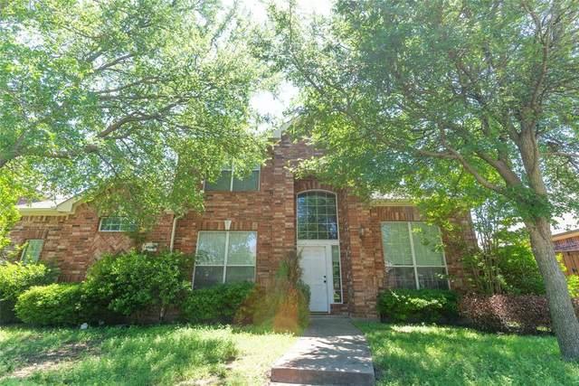 1616 Clarke Springs Drive, Allen, TX 75002 (MLS #14578346) :: The Daniel Team