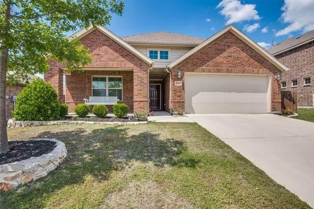 1013 Lavender Drive, Little Elm, TX 75068 (MLS #14578349) :: Team Hodnett
