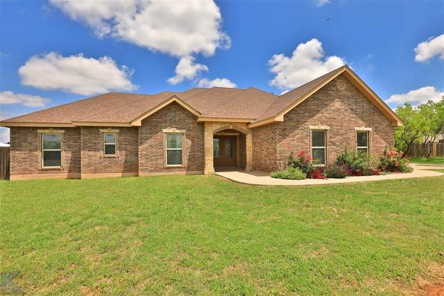 126 Wait Station Avenue, Tuscola, TX 79562 (MLS #14578369) :: Premier Properties Group of Keller Williams Realty