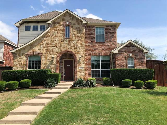 4500 Farringdon Lane, Mckinney, TX 75070 (MLS #14578418) :: The Mitchell Group