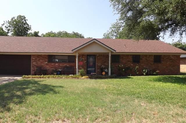920 SW 1st Street, Hamlin, TX 79520 (MLS #14578502) :: Real Estate By Design