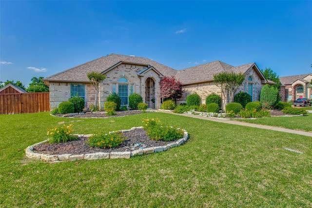 3801 Denise Court, Arlington, TX 76001 (MLS #14578516) :: Rafter H Realty