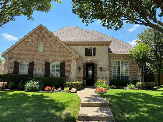 7905 Linksview Drive, Mckinney, TX 75072 (MLS #14578523) :: The Mitchell Group