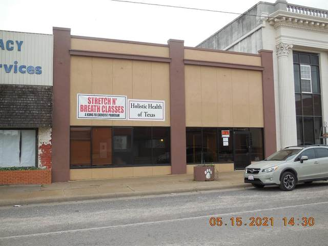 119 W Main Street, Ranger, TX 76470 (MLS #14578531) :: NewHomePrograms.com