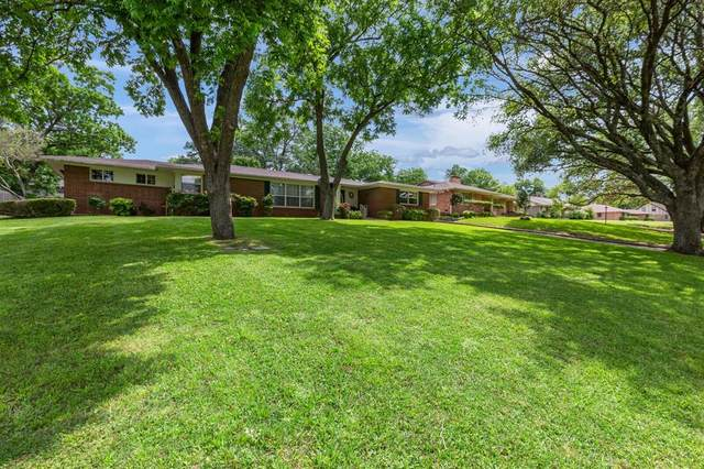 320 Carr, Hillsboro, TX 76645 (MLS #14578554) :: The Mitchell Group