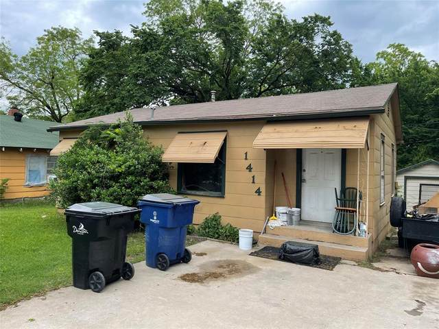 1414 S Fannin Avenue, Denison, TX 75020 (#14578555) :: Homes By Lainie Real Estate Group