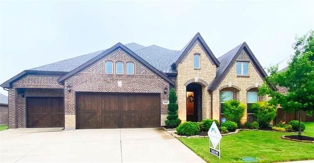 1002 Kilburn Street, Forney, TX 75126 (MLS #14578564) :: Premier Properties Group of Keller Williams Realty