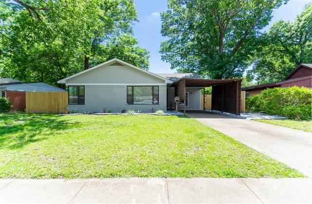 1826 Crest Ridge Drive, Dallas, TX 75228 (MLS #14578577) :: The Daniel Team