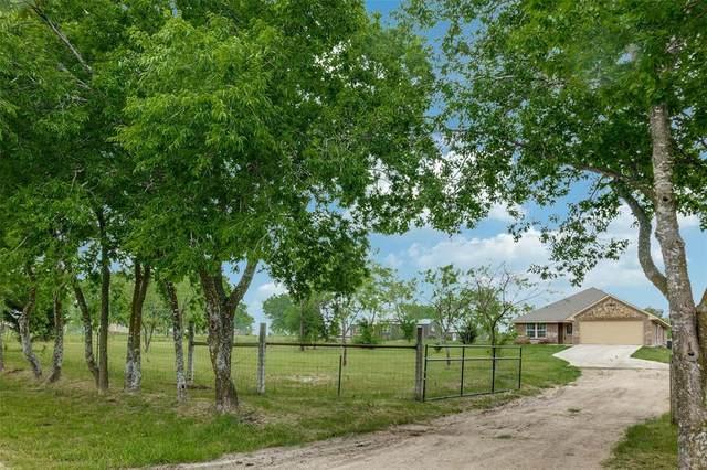 8209 County Road 2584, Royse City, TX 75189 (MLS #14578586) :: Premier Properties Group of Keller Williams Realty