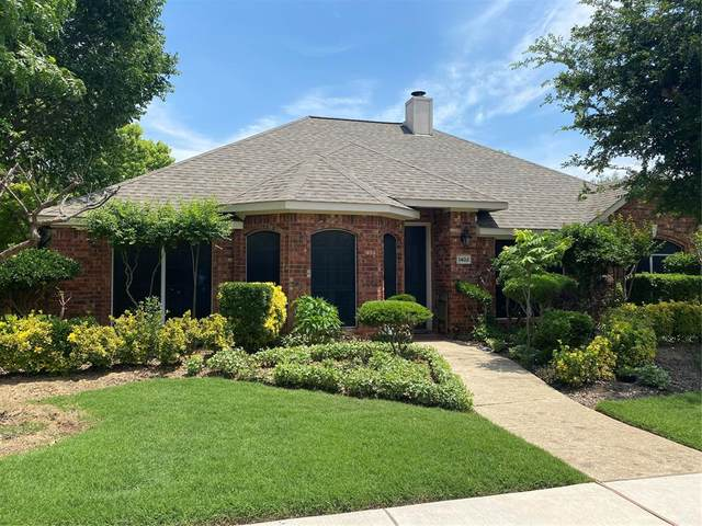 1402 Sunderland Court, Allen, TX 75013 (MLS #14578600) :: Premier Properties Group of Keller Williams Realty