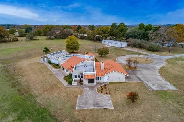 1770 Mill Creek Road, Canton, TX 75103 (MLS #14578601) :: Robbins Real Estate Group
