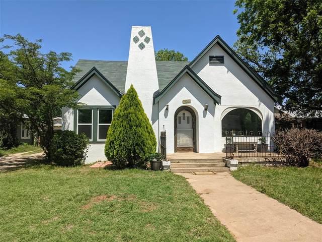904 Pine Street, Sweetwater, TX 79556 (MLS #14578642) :: Real Estate By Design